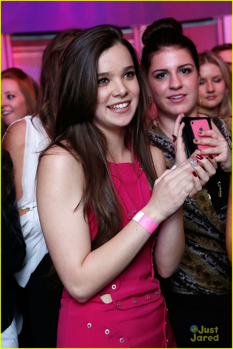 hailee steinfeld sweet 16 party 09