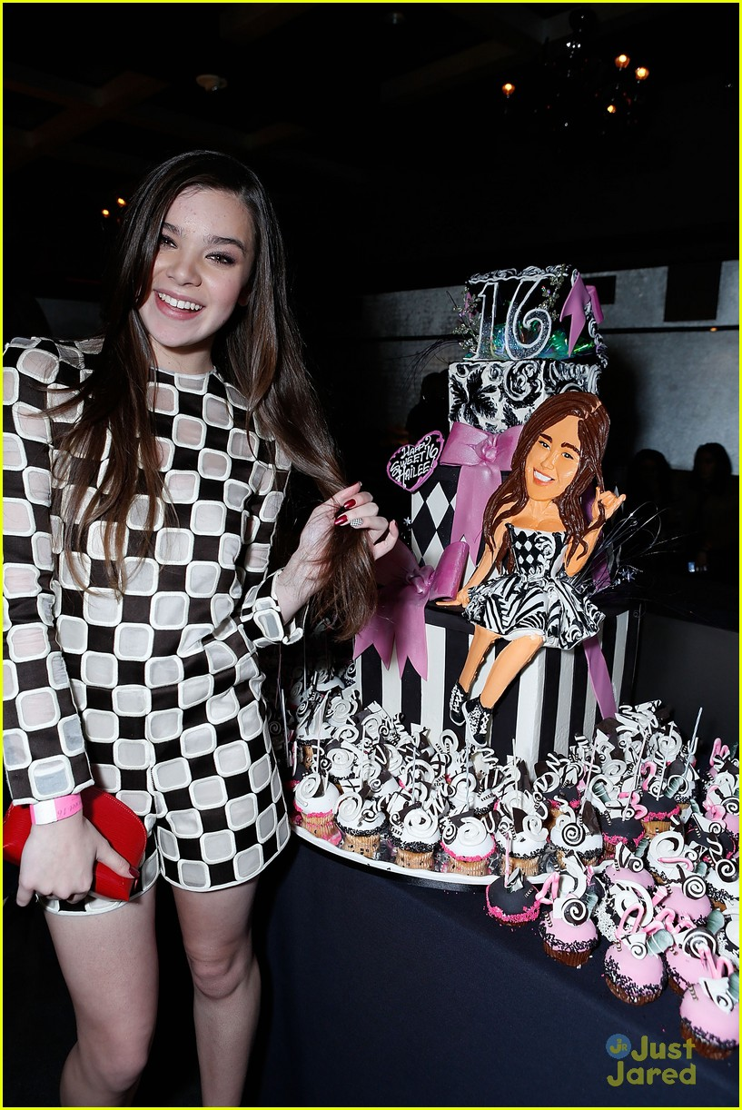 hailee steinfeld sweet 16 party 20