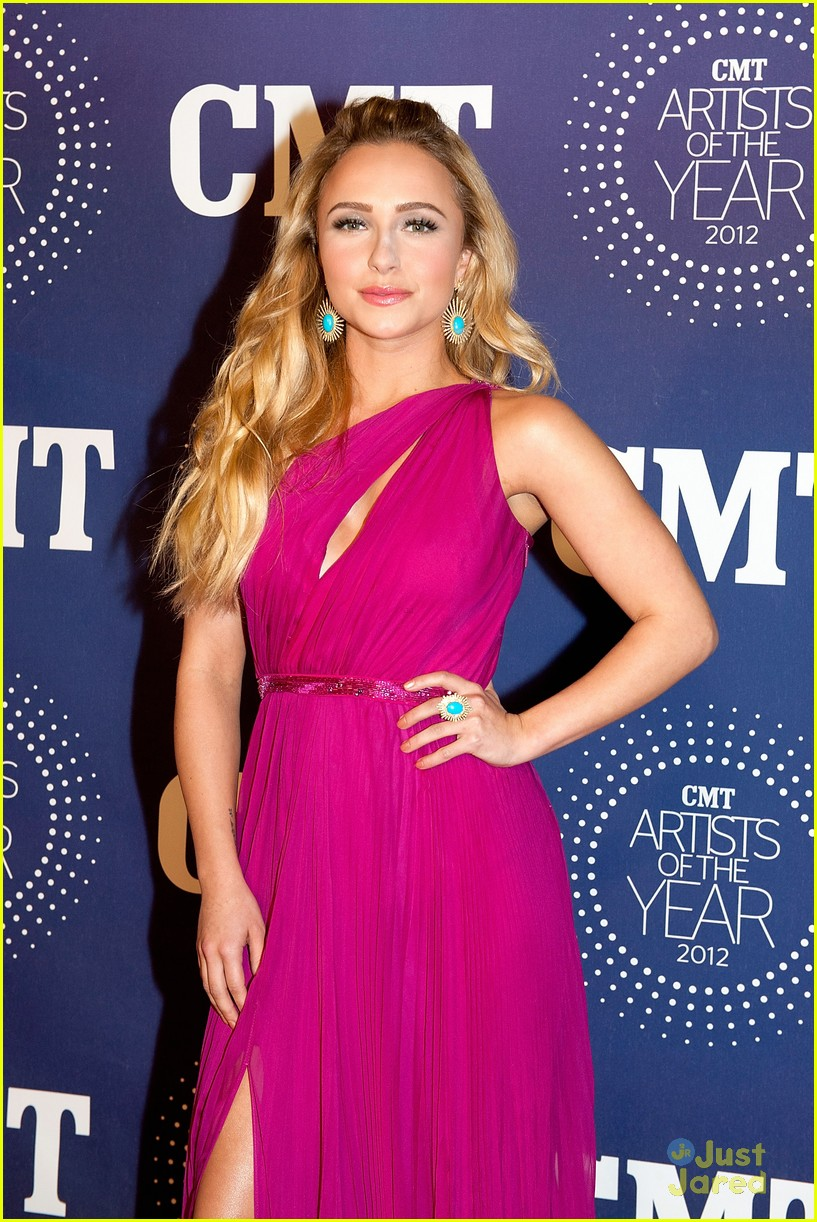 hayden panettiere cmt artists year 13