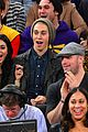 Hudgens-knicks vanessa hudgens austin butler lakers knicks 01