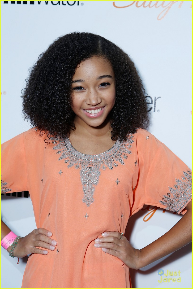 jackie emerson amandla stenberg hailee bday 15