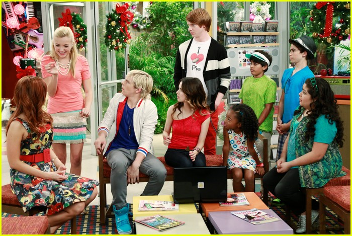 jessie austin ally crossover stills 05