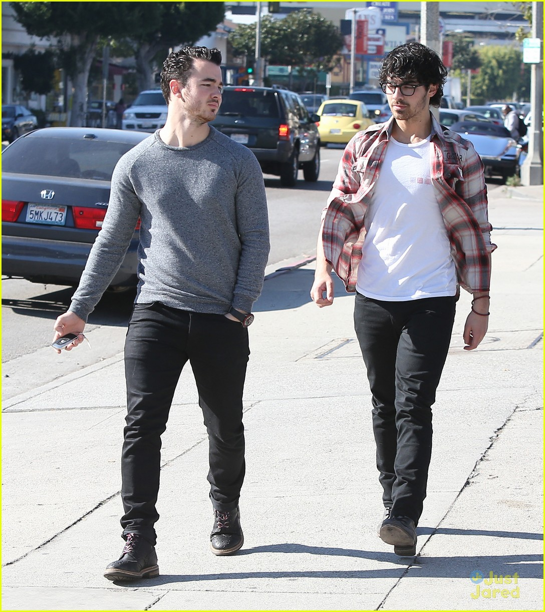 jonas brothers kings road lunch 14