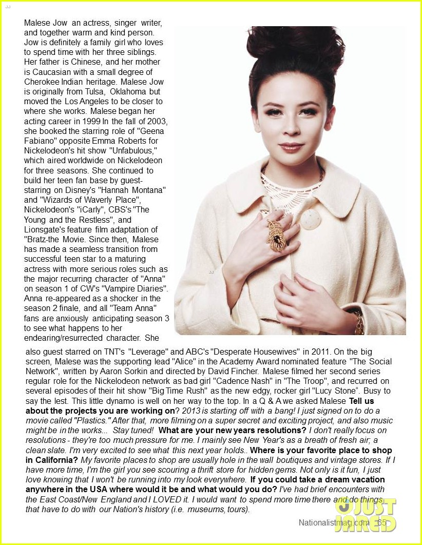 malese jow nationalist magazine 01