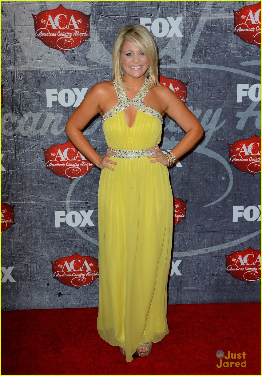 lauren alaina aca awards 09