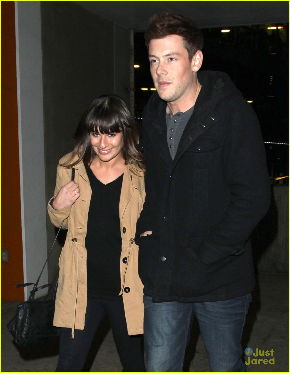 lea michele cory monteith movies 09