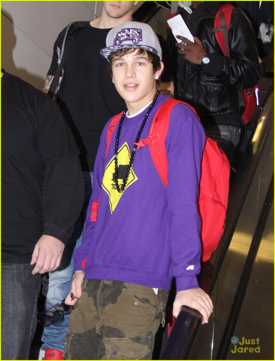 austin mahone 995 dc jingle ball 12