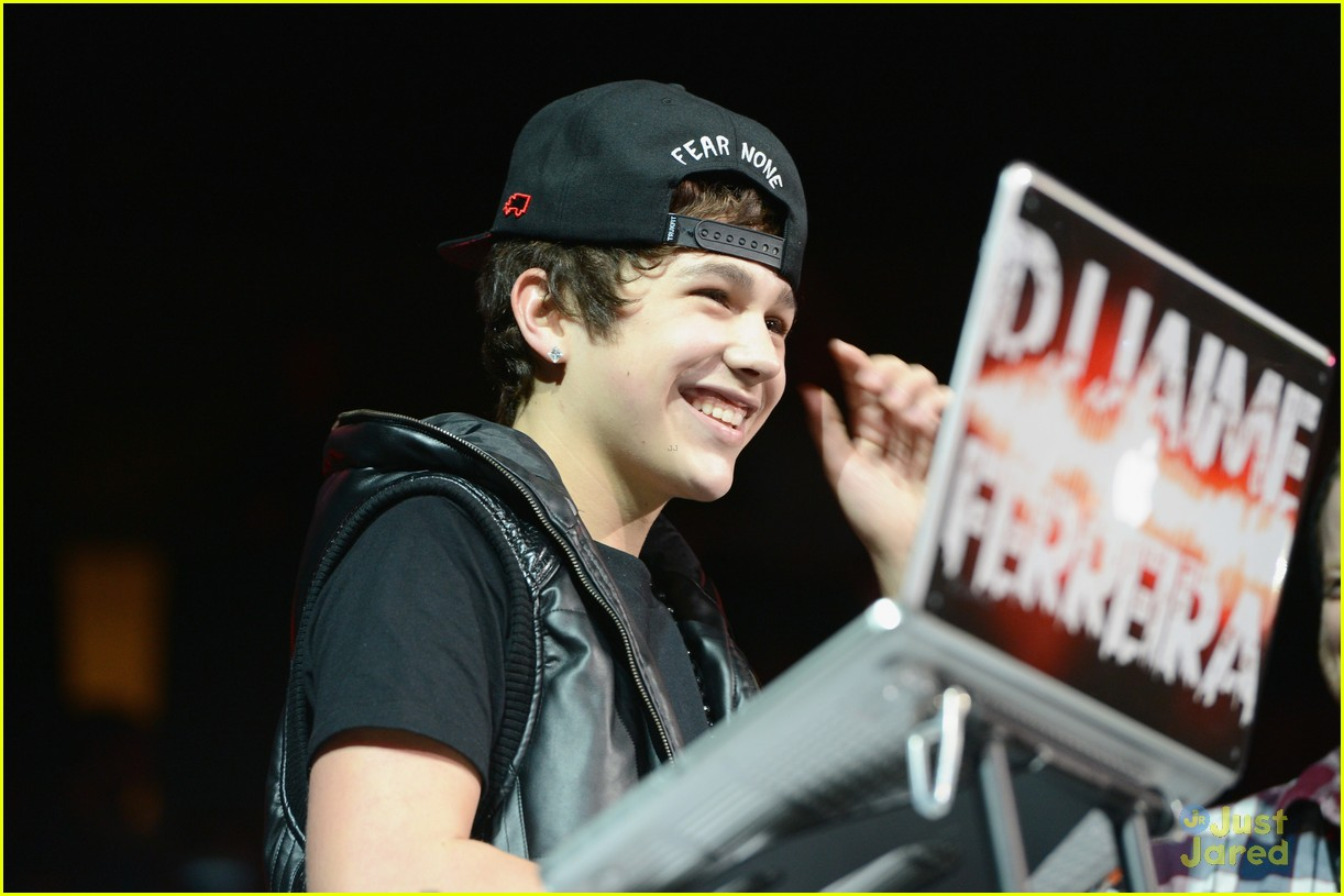 austin mahone tampa jingle ball 05