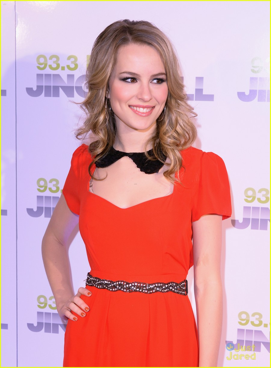 bridgit mendler tampa jingle ball 21