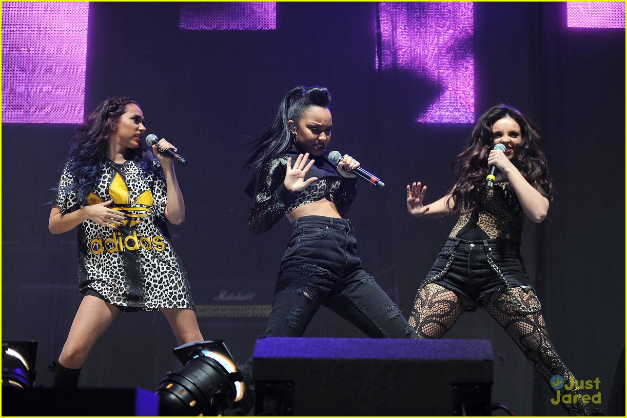 little mix jingle bell ball 02