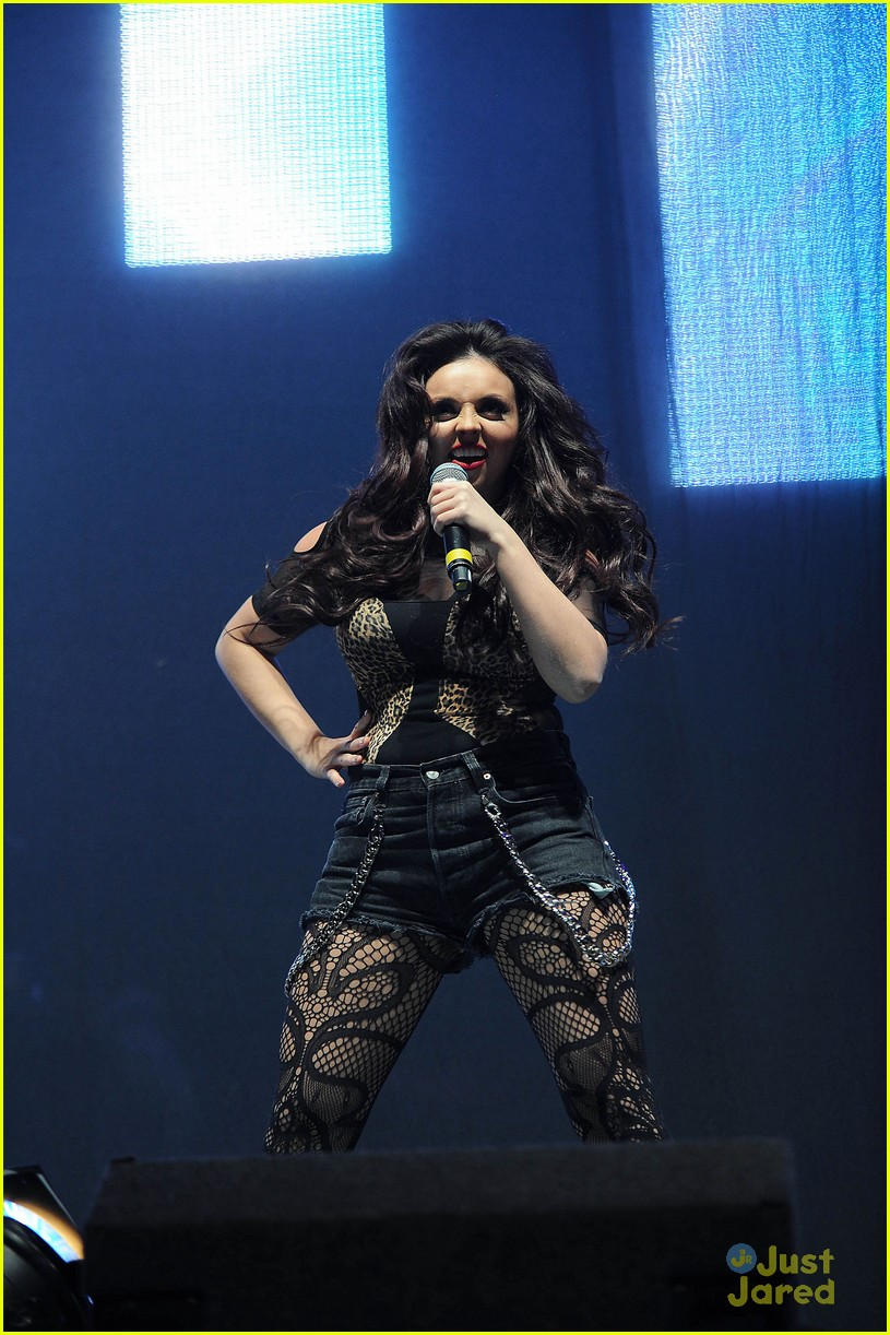 little mix jingle bell ball 18
