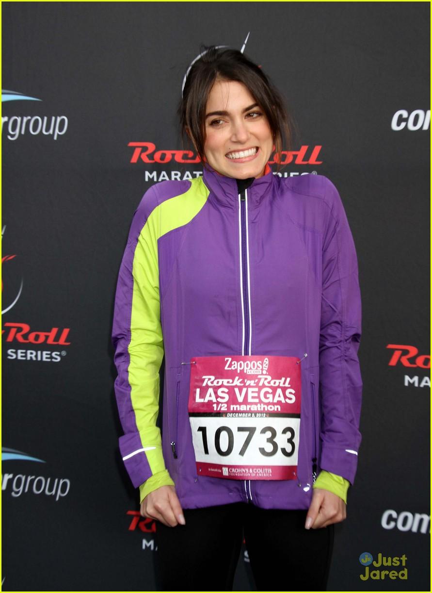 nikki reed paul mcdonald marathon vegas 11