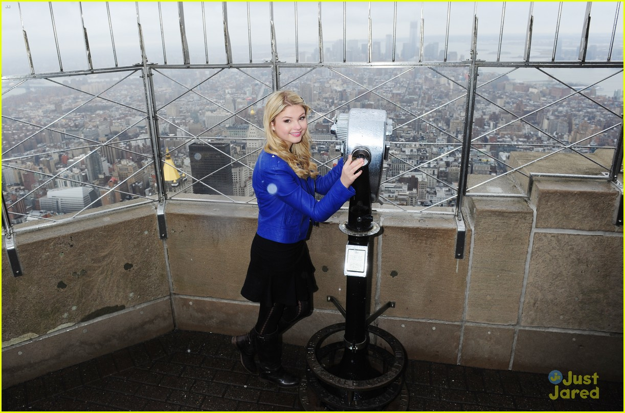 stefanie scott empire state 03