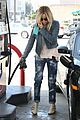 Tisdale-gas ashley tisdale gas station stop 07