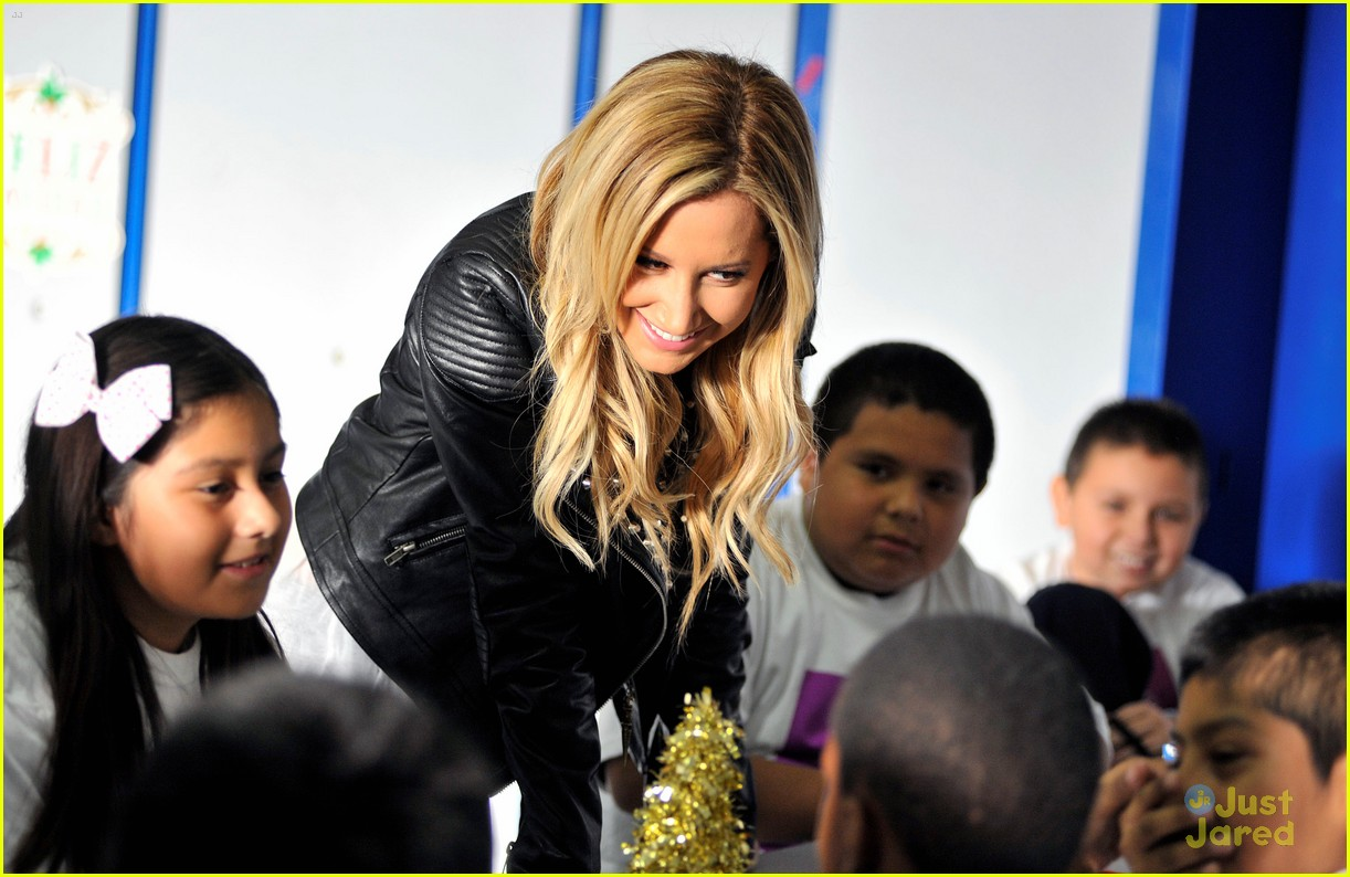 ashley tisdale puma las best 22