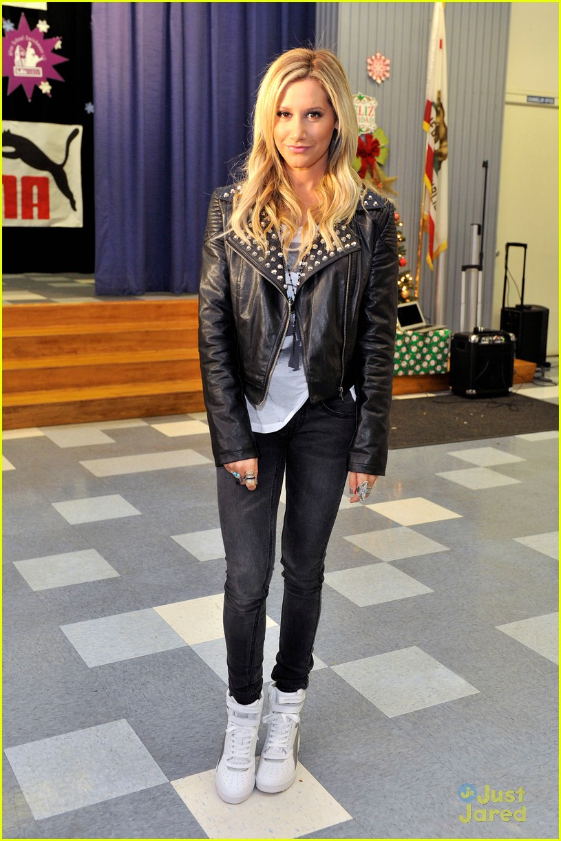 ashley tisdale puma las best 27