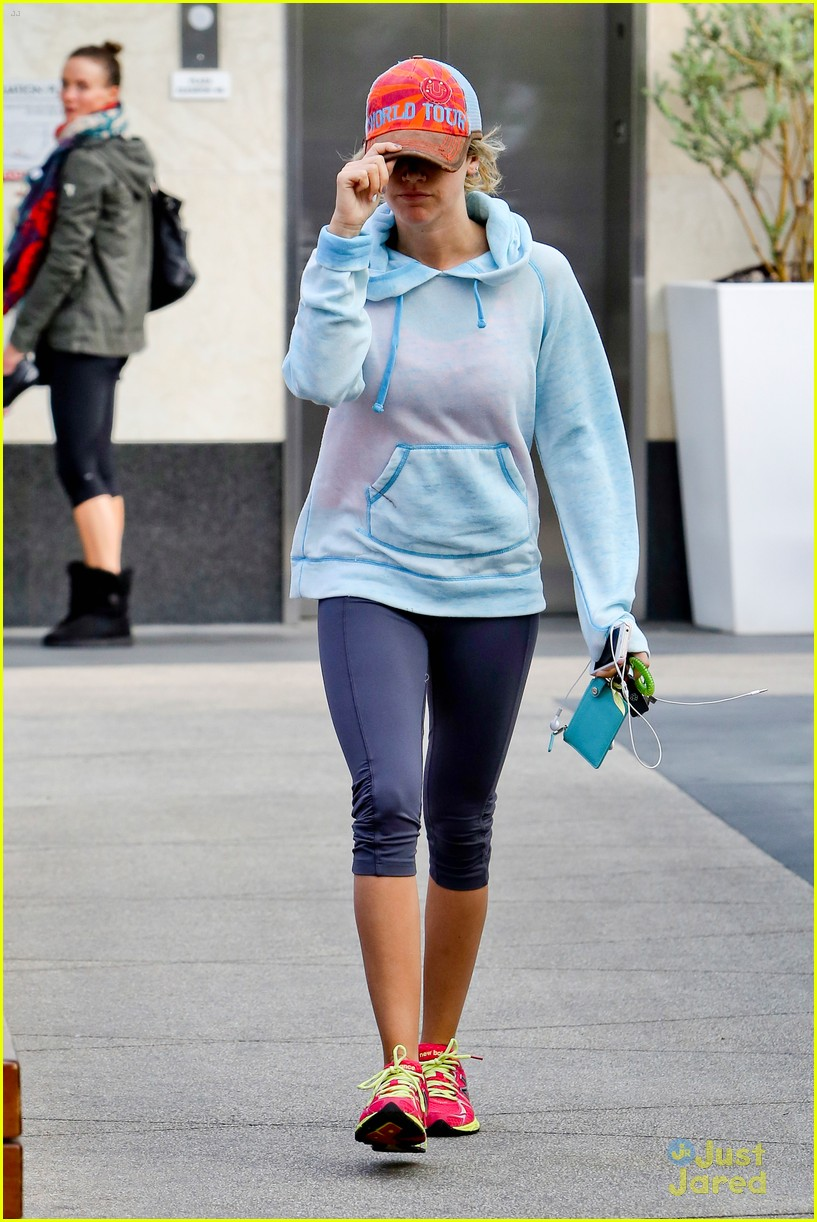 ashley tisdale gym meeting 06