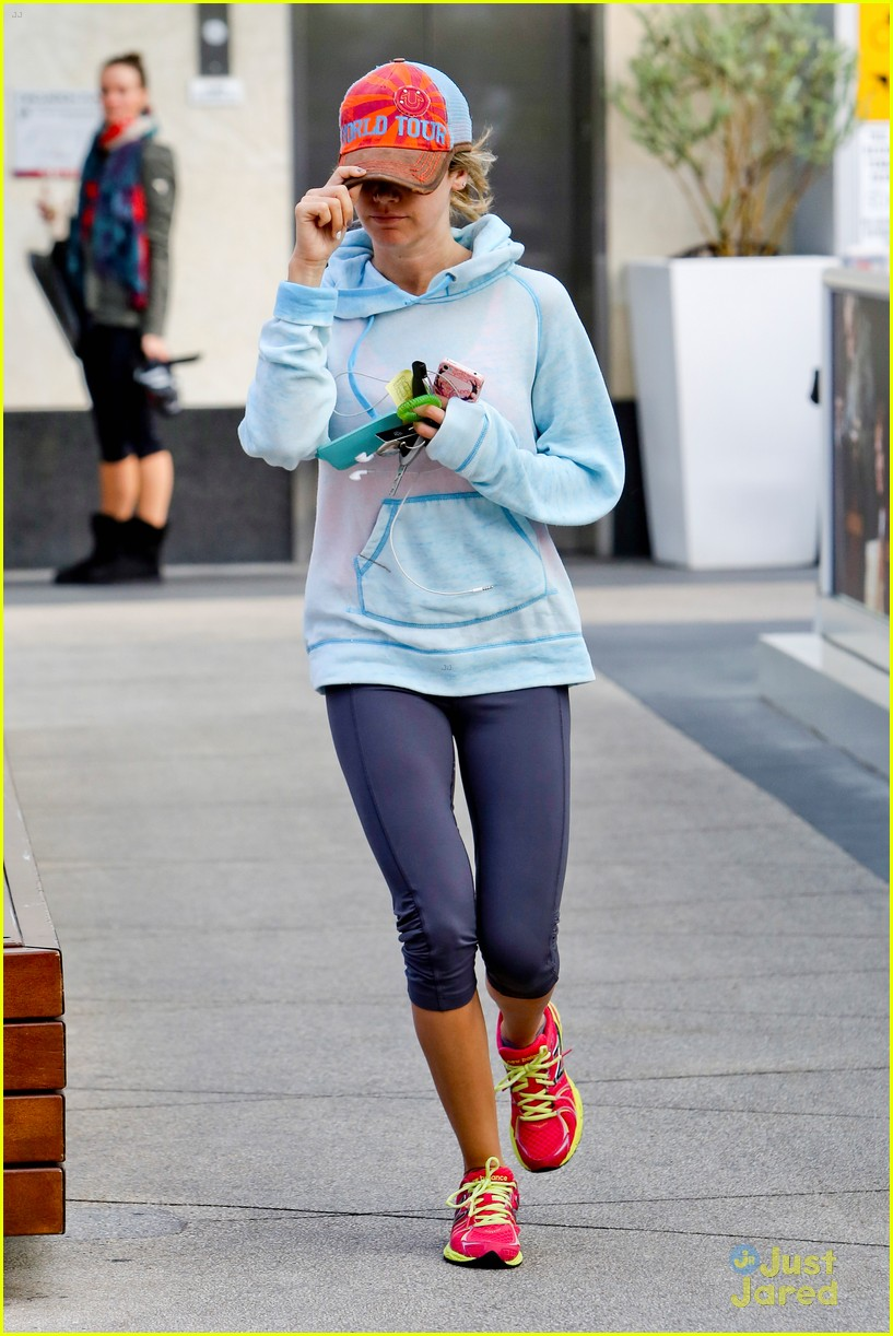 ashley tisdale gym meeting 08