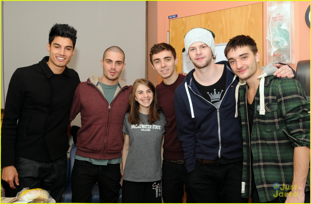 wanted jingle ball hospital visit 10