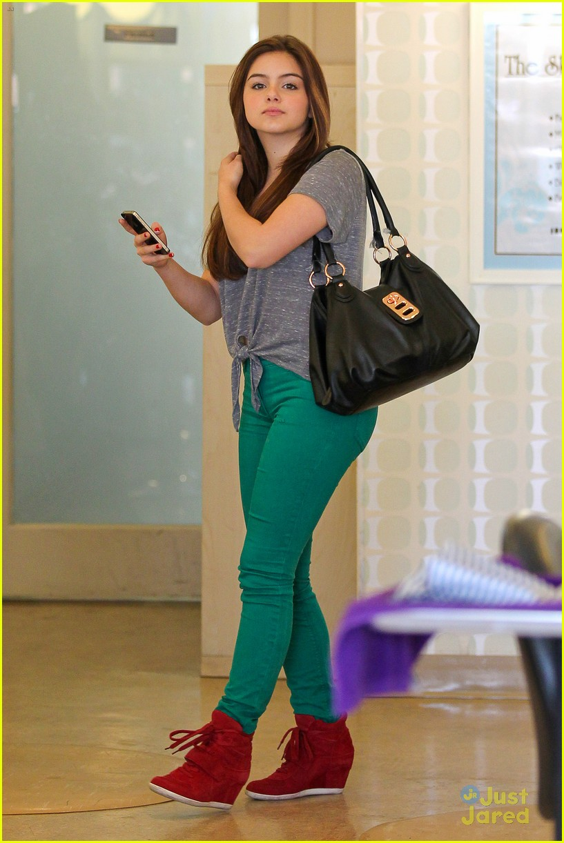 ariel winter hair trader joes 04