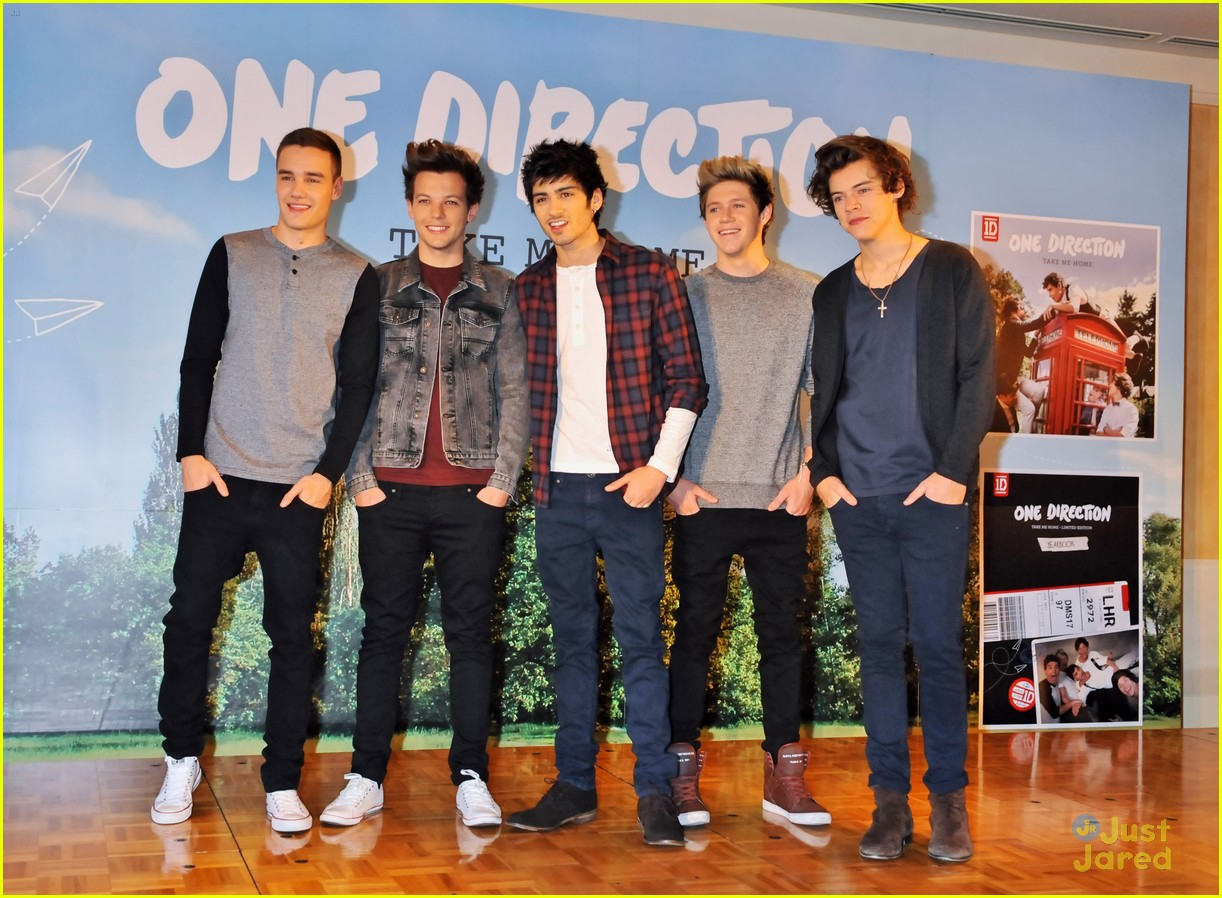 one direction tokyo conference 01