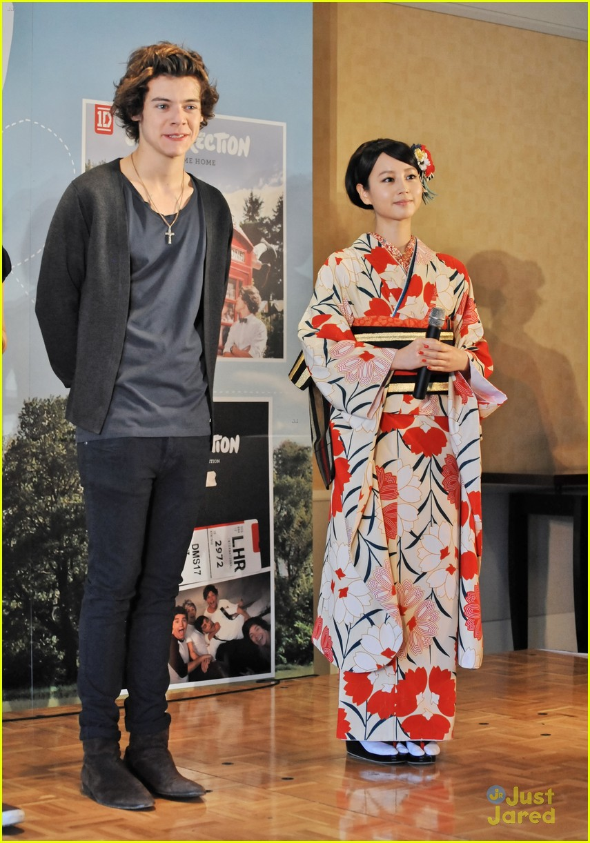 one direction tokyo conference 04