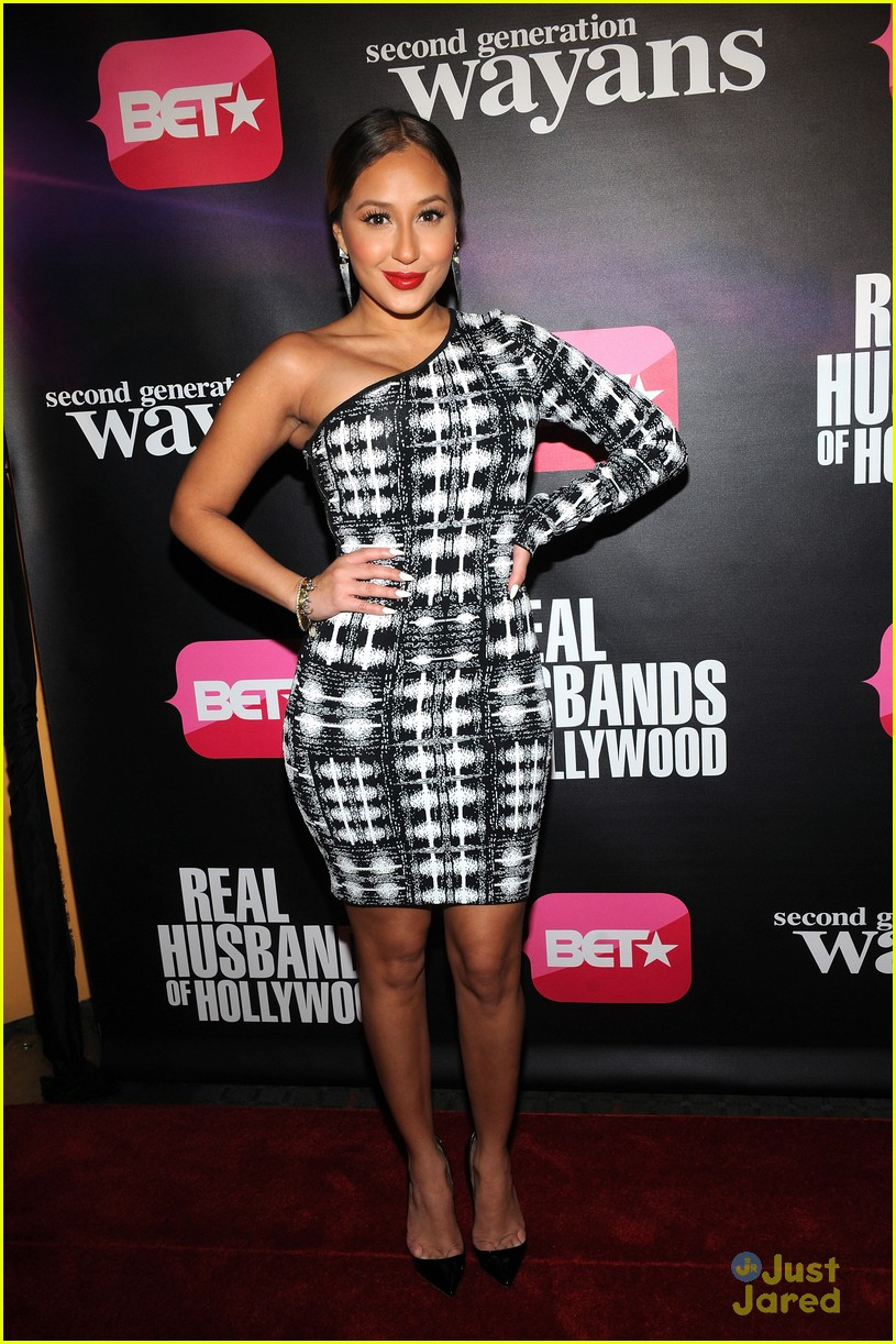 adrienne bailon husbands screening 01