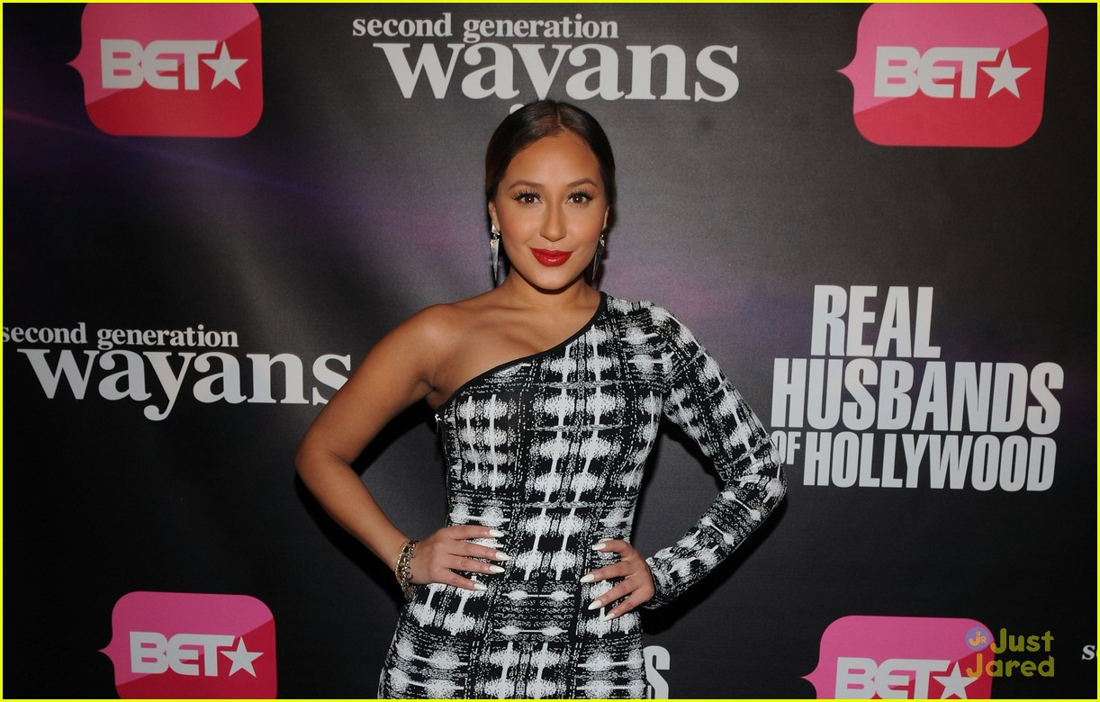 adrienne bailon husbands screening 06