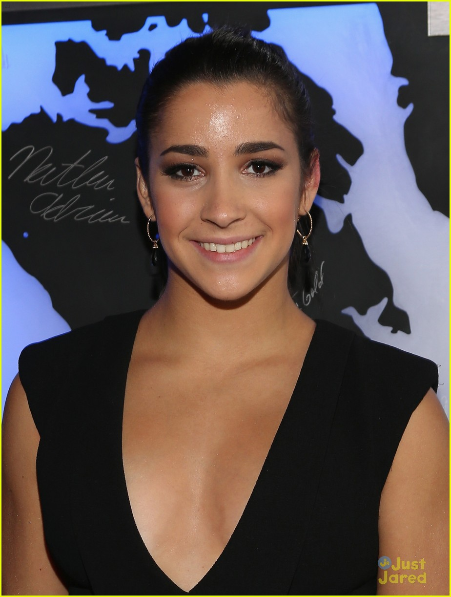 aly raisman gg parties 13
