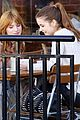 Bella-barbara bella thorne barbara palvin lunch 01