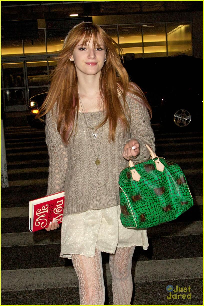 bella thorne lax green purse 03