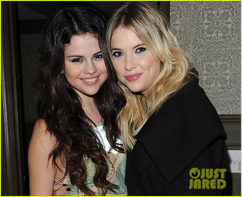 ashley benson nylon party with selena gomez 04