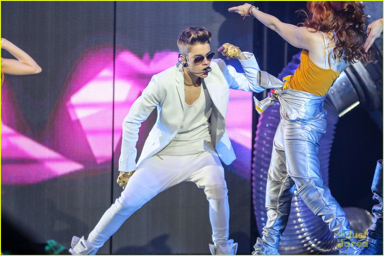 justin bieber atlanta show 19