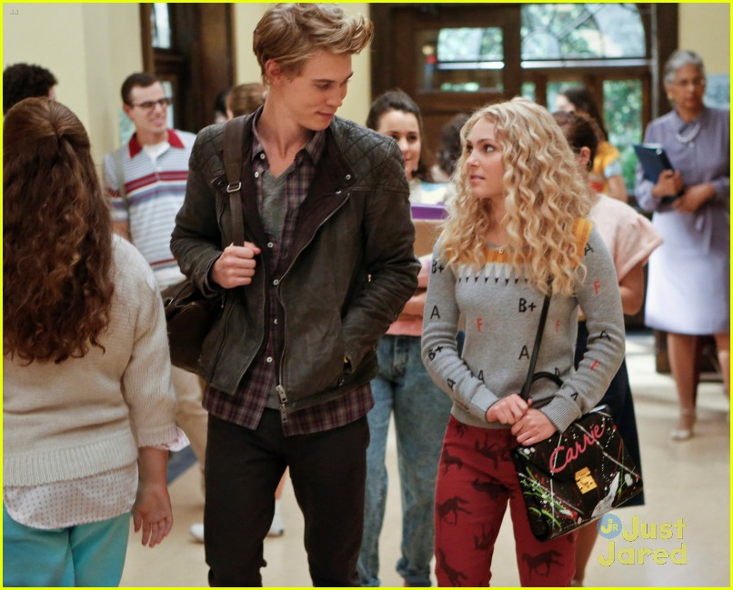 carrie diaries lie to me 02