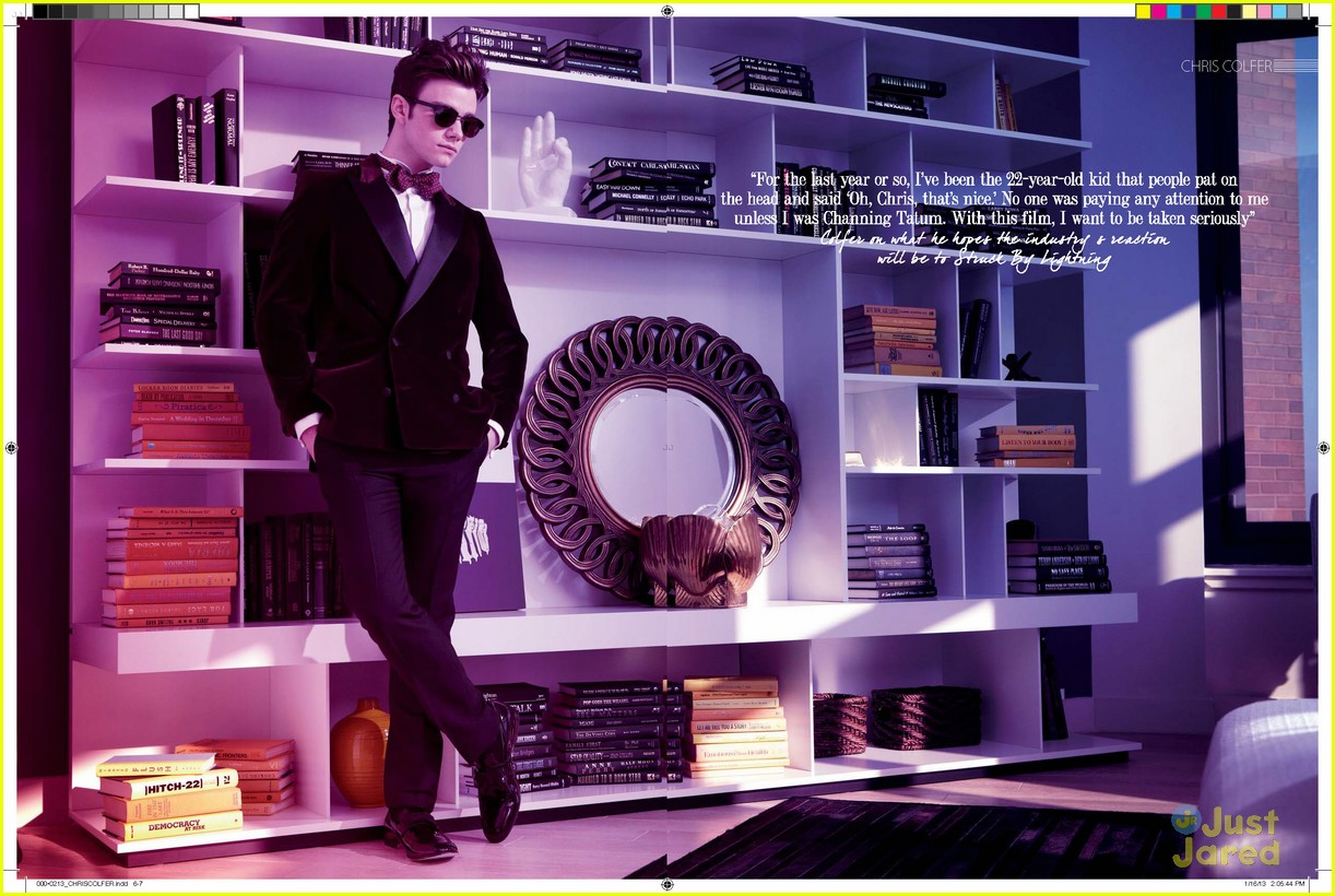 chris colfer august man 03
