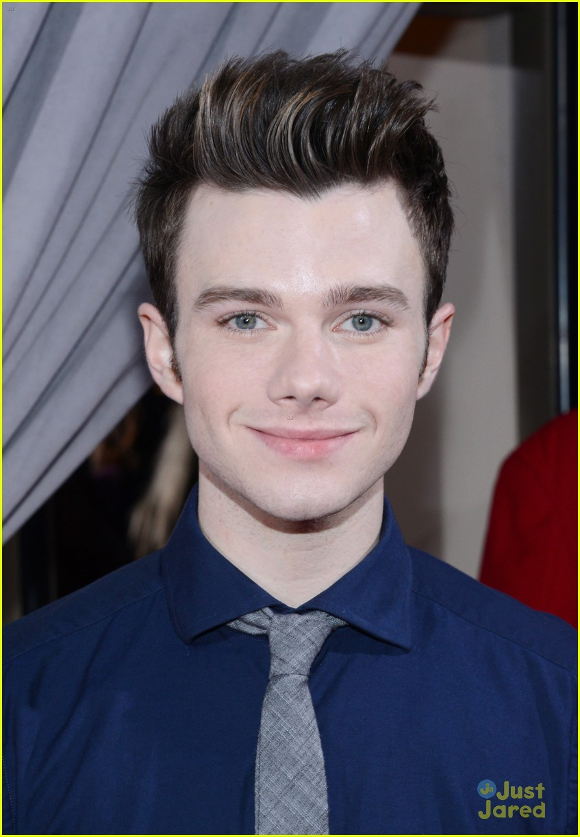 chris colfer lea michele pca 2013 winners 18