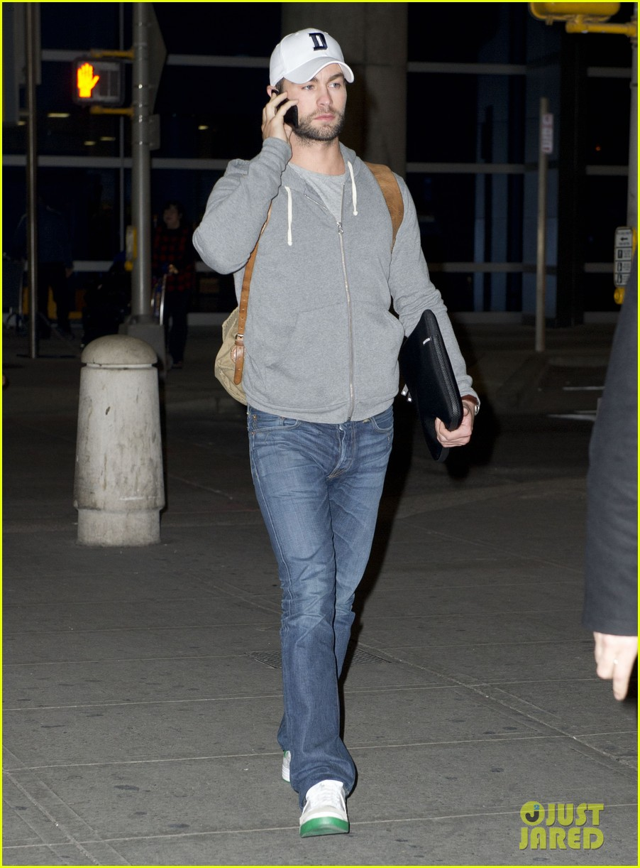 chace crawford new years sydney 02