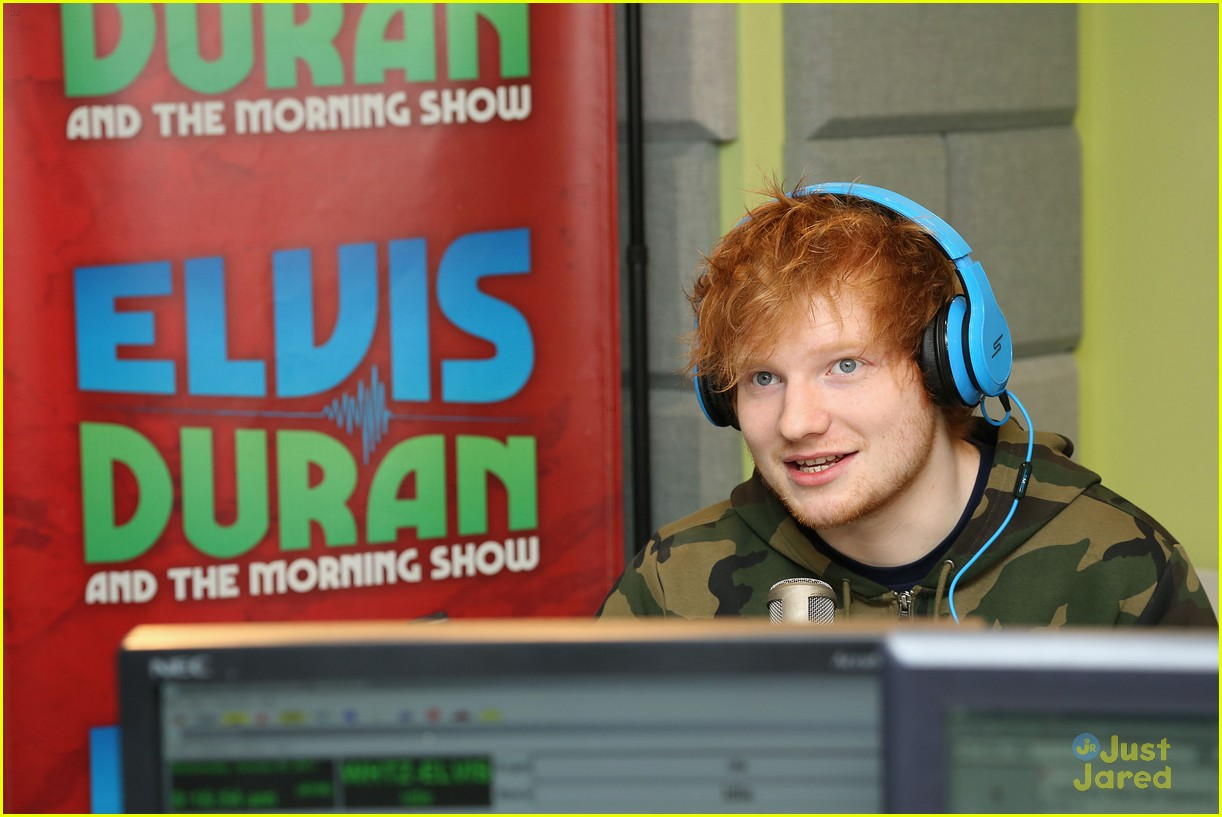 ed sheeran duran radio 19