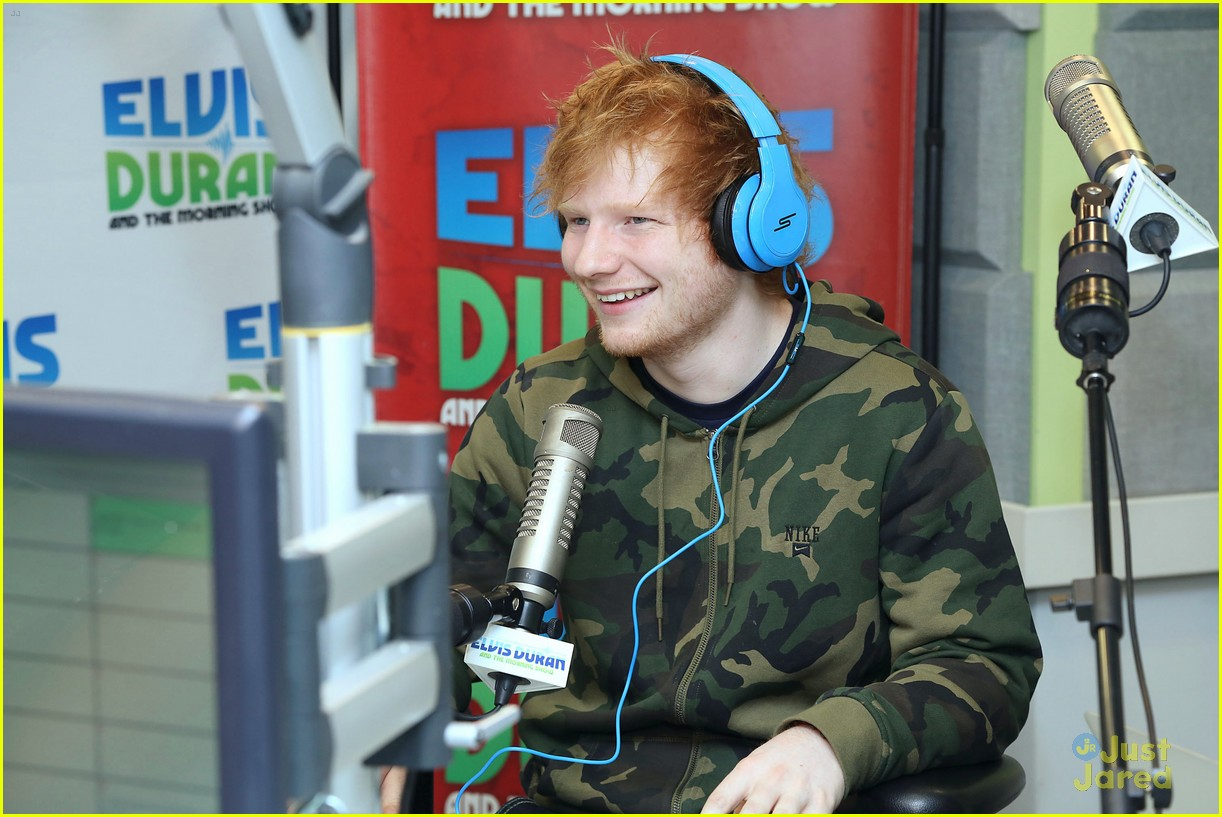 ed sheeran duran radio 21