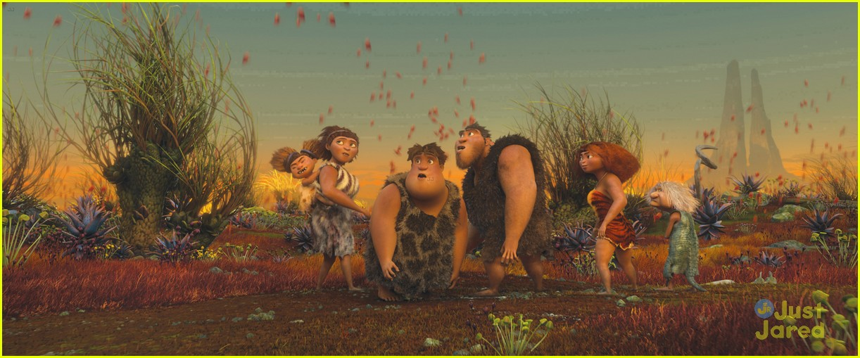 emma stone croods stills poster 03
