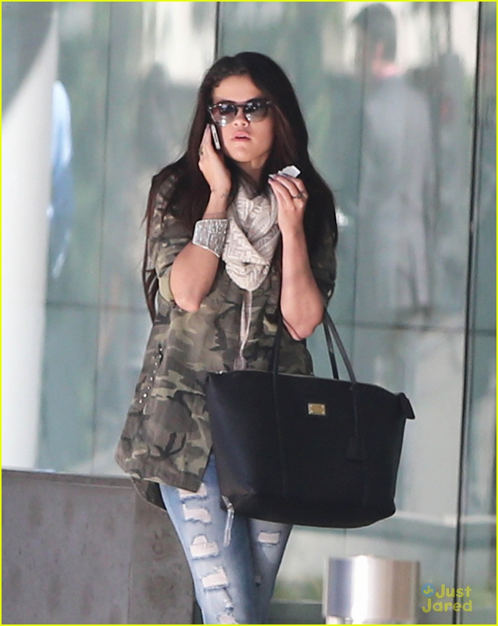 selena gomez caa meeting 13