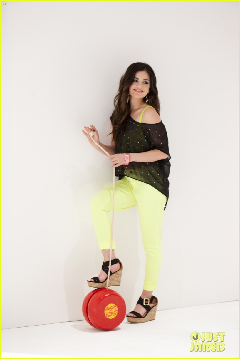 lucy hale bongo spring 2013 campaign 16