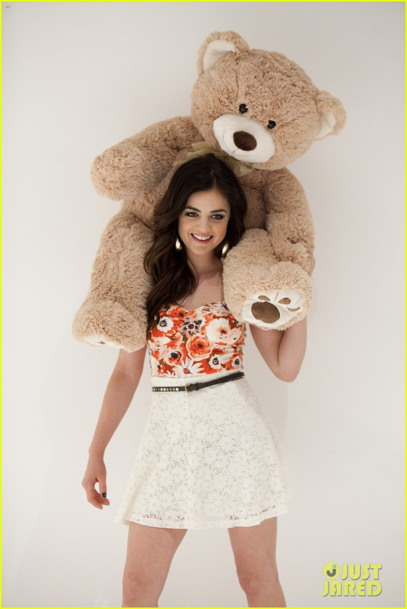 lucy hale bongo spring 2013 campaign 21