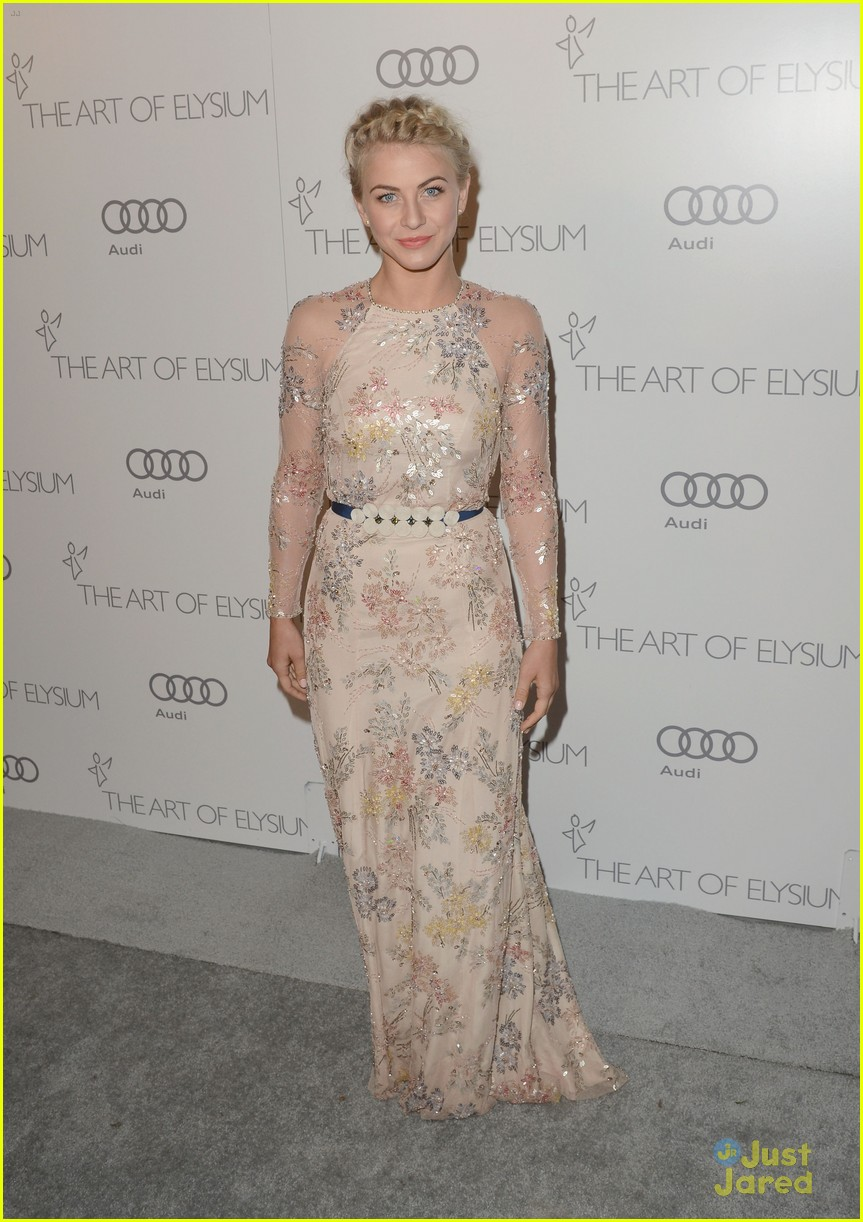 julianne hough heaven gala 07
