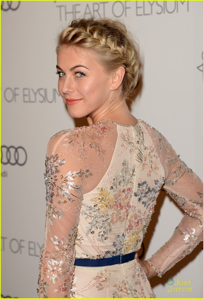 julianne hough heaven gala 14