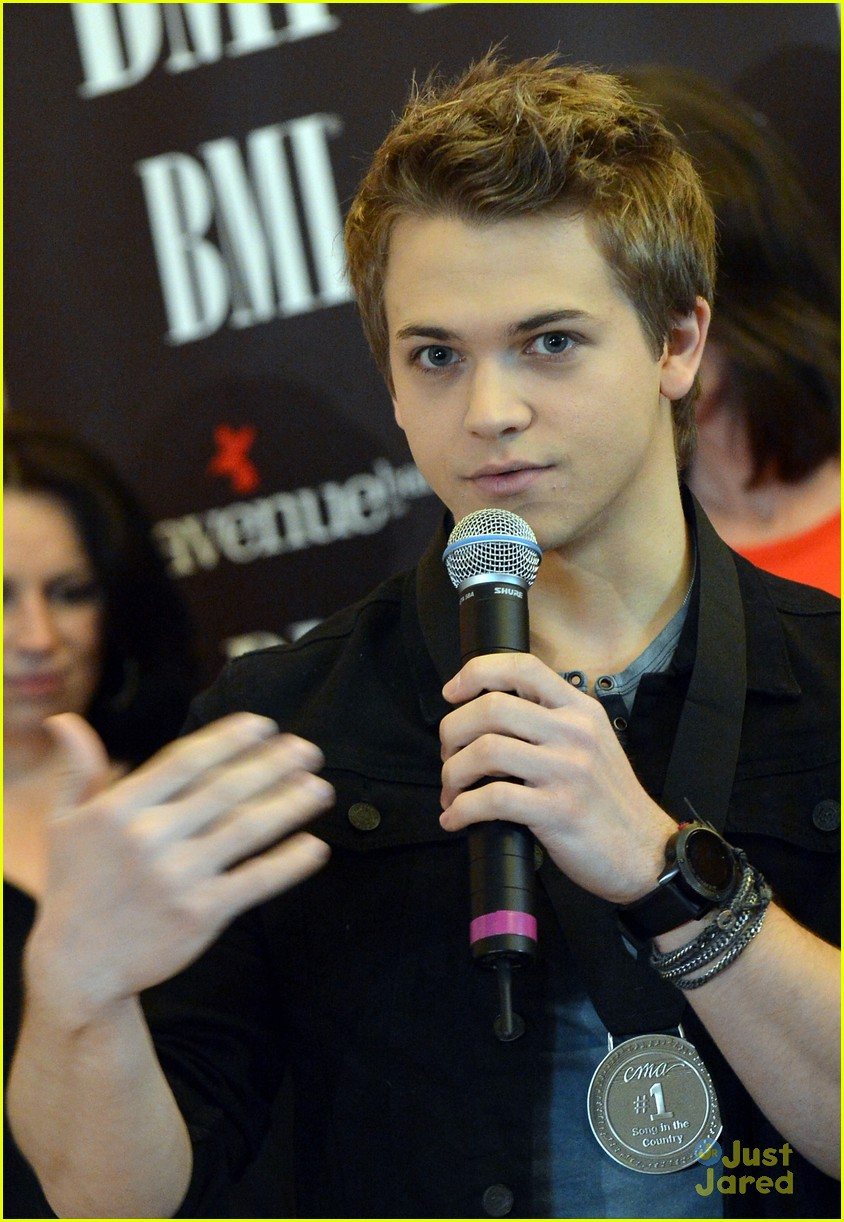 hunter hayes bmi party 16