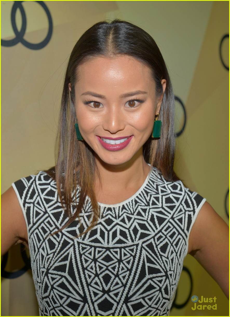 jamie chung audi gg party 01