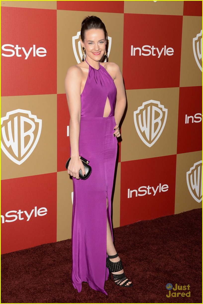 jamie chung jena malone instyle gg party 11