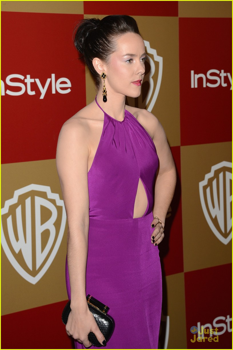 jamie chung jena malone instyle gg party 15