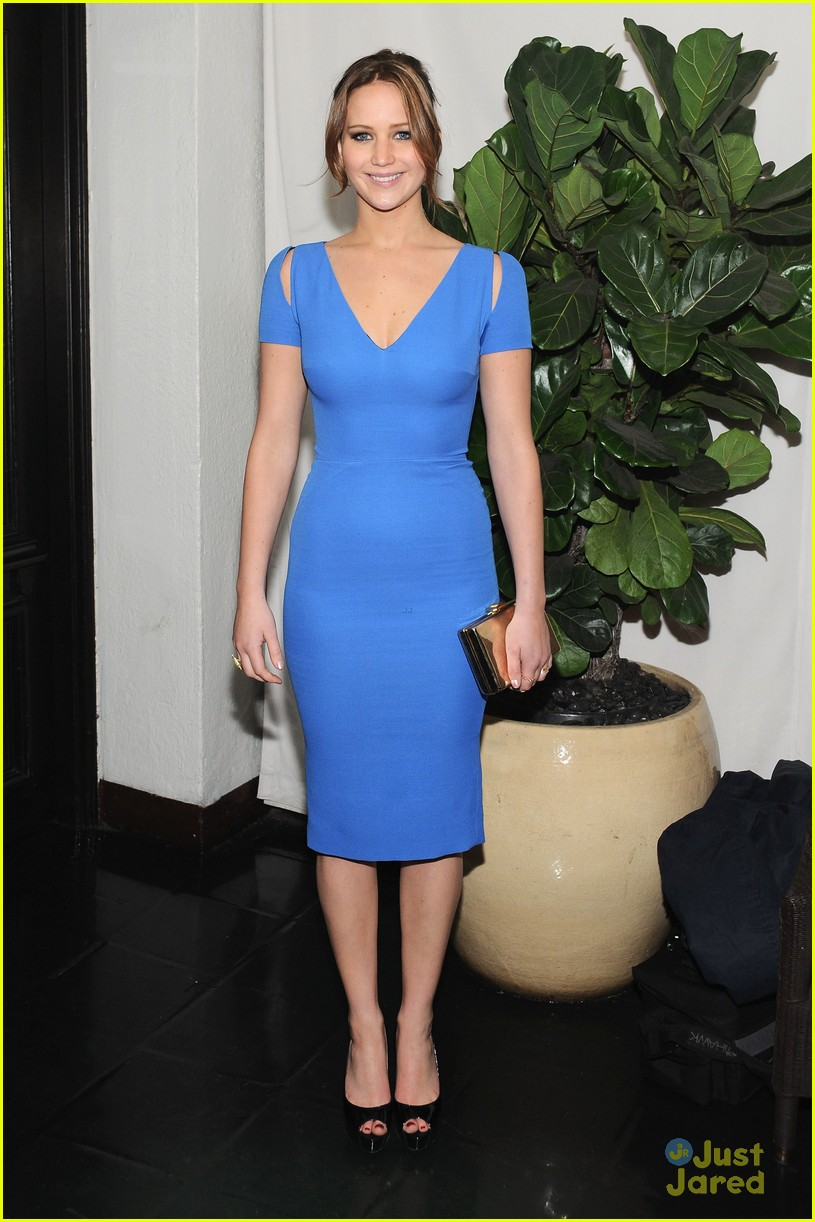 jennifer lawrence bafta wmag parties 01